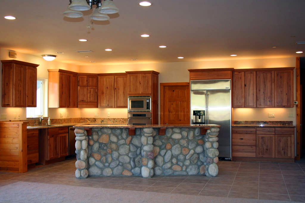 Magnit construction construction carpenting for New home kitchen ideas